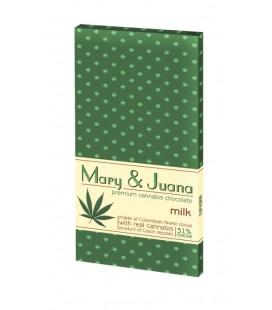 МЛЕЧЕН ШОКОЛАД MARY & JUANA