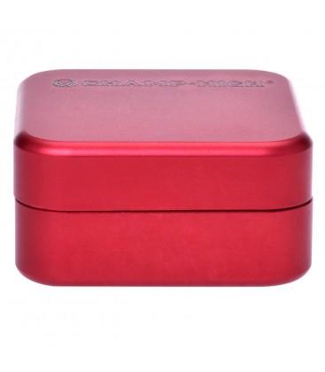 Метален квадратен гриндер Champ High Red