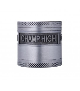 Метален гриндер CHAMP HIGH LOGO SILVER