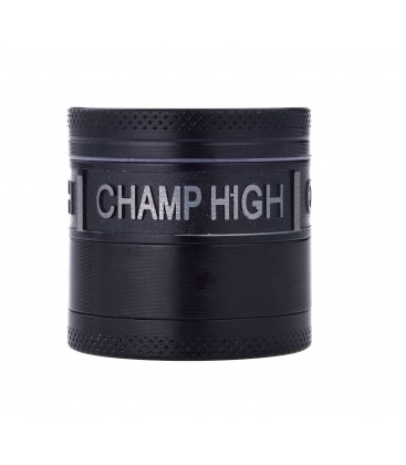 МЕТАЛЕН ГРИНДЕР CHAMP HIGH LOGO BLACK