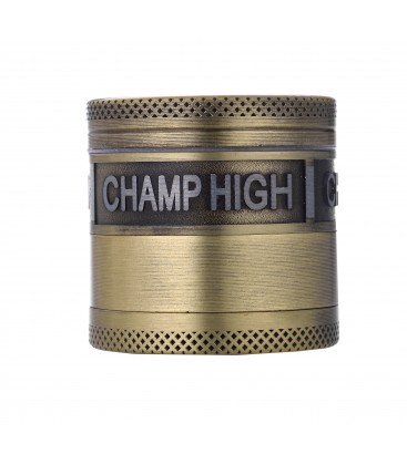 МЕТАЛЕН ГРИНДЕР CHAMP HIGH LOGO GOLD