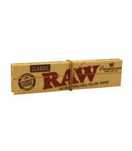 RAW Connosseur King Size slim+tips