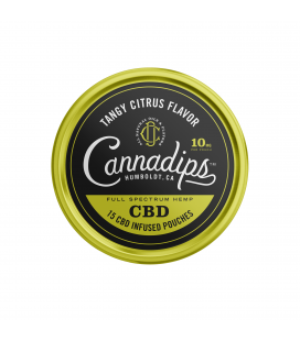 Cannadips Tangy Citrus