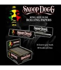 Листчета Snoop Dogg Rolling King Size Slim