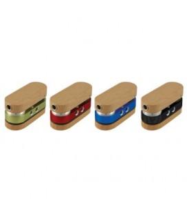 Дървена лула сандвич