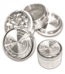 Метален грайндер Magno Mix 4 части мини