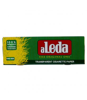 Прозрачни листчета aLEDA Orginal Size