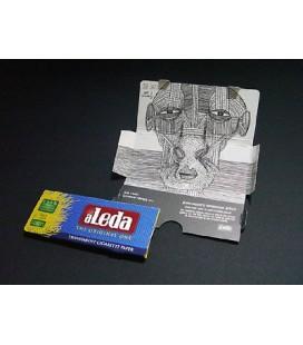 Прозрачни листчета aLEDA King Size